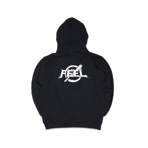 [ FEELXZERO ] FULL-ZIP BLACK