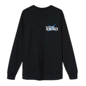 Earth Long sleeve - black