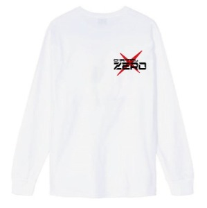 Earth Long sleeve - white