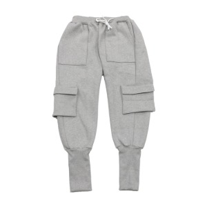 LEG WARMER PANTS GREY [ 당일 배송 ]