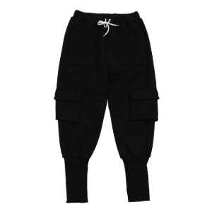 LEG WARMER PANTS BLACK [ 당일발송 ]